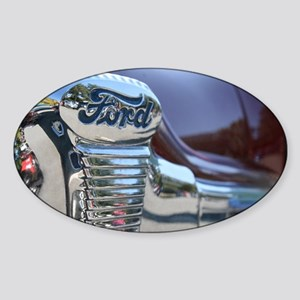 Antique Ford Sticker (Oval)