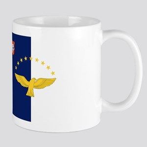 Flag of Azores Mugs
