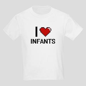 I Love Infants T-Shirt