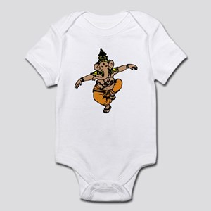 Dancing Ganesh Infant Bodysuit