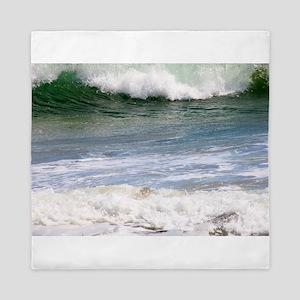 Santa Cruz Waves Queen Duvet