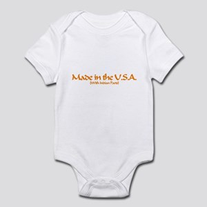 Made in the U.S.A. Infant Bodysuit