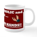 CATHOLIC 20 oz Ceramic Mega Mug