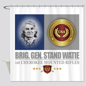 Watie C2 Shower Curtain