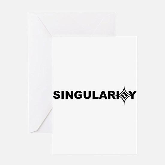 Singularity Greeting Cards