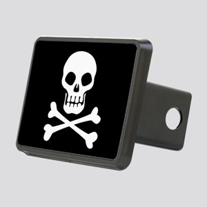 Pirate Flag Skull And Crossbones Hitch Cover