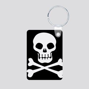 Pirate Flag Skull And Crossbones Keychains