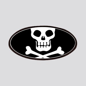 Pirate Flag Skull And Crossbones Patch
