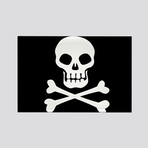 Pirate Flag Skull And Crossbones Magnets