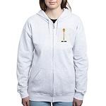 ADDI VADDI Women's Zip Hoodie
