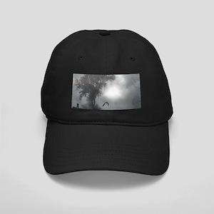 Bat Grave Night Black Cap