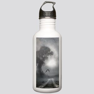 Bat Grave Night Stainless Water Bottle 1.0L