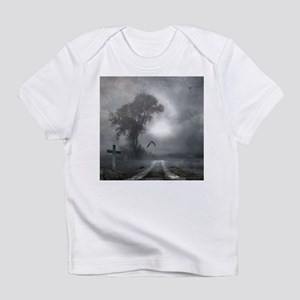 Bat Grave Night Infant T-Shirt