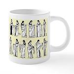 sari 20 oz Ceramic Mega Mug