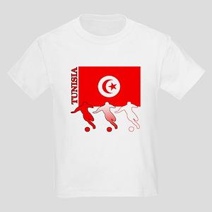 Tunisia Soccer Kids Light T-Shirt