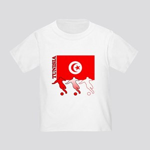 Tunisia Soccer Toddler T-Shirt