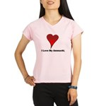 heart4 Performance Dry T-Shirt