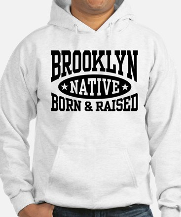 Brooklyn Native Hoodie Sweatshirt