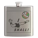 i shall vball Flask