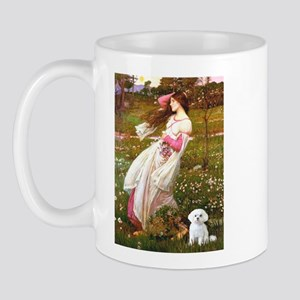 Windflowers / Maltese Mug