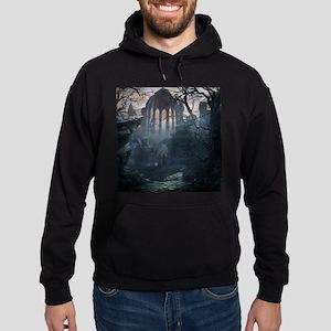 Druid Temple Hoodie (dark)