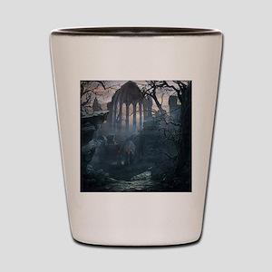 Druid Temple Shot Glass
