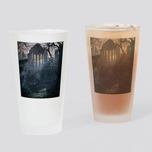 Druid Temple Drinking Glass