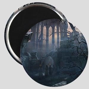 Druid Temple Magnet