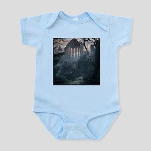 Druid Temple Infant Bodysuit