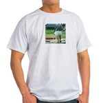 kerala_lungi Light T-Shirt