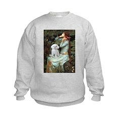Ophelia's Maltese Sweatshirt