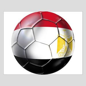 Egypt Soccer Ball Posters