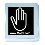 3-Mathidotcom baby blanket