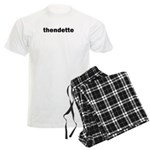 thendette1 Men's Light Pajamas