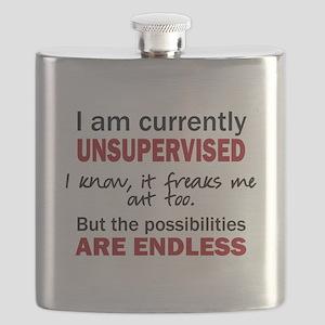 UNSUPERVISED Flask