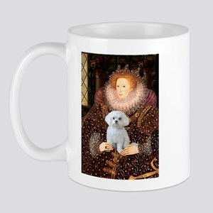 The Queen's Maltese Mug