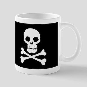 Pirate Flag Skull And Crossbones Mugs
