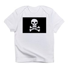 Pirate Flag Skull And Crossbones Infant T-Shirt
