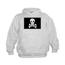 Pirate Flag Skull And Crossbones Hoodie