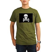 Pirate Flag Skull And Crossbones T-Shirt