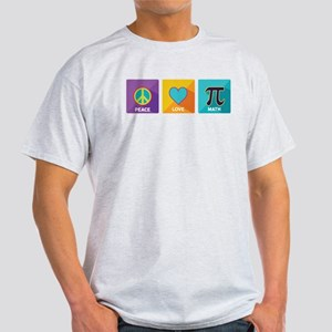 Peace, Love, Math T-Shirt