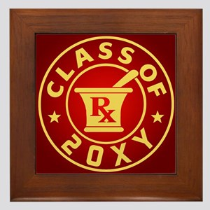 Class of 20?? Pharmacy Framed Tile