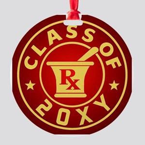 Class of 20?? Pharmacy Round Ornament