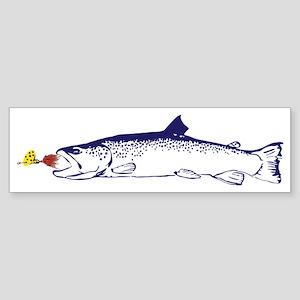 Trout Sticker (Bumper)