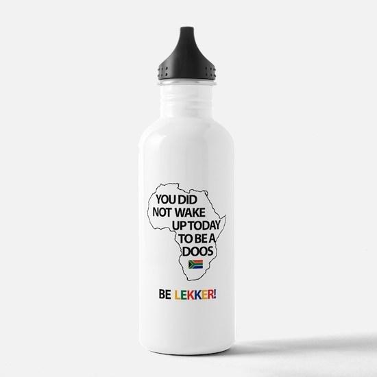 Funny Lekker Water Bottle