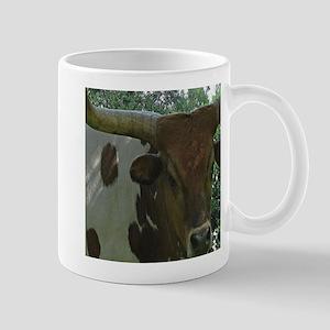 Texas Long Horn Bull Mugs