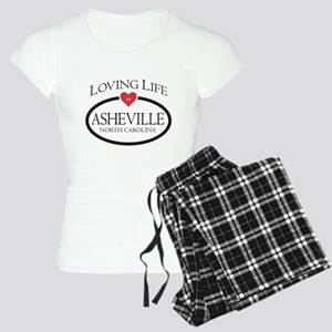 Loving Life in Asheville, NC Pajamas
