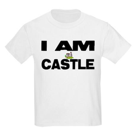 I AM CASTLE Kids Light T-Shirt