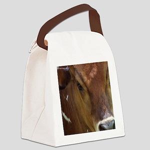 Bessie Canvas Lunch Bag
