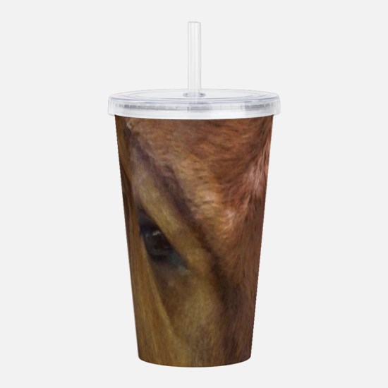 Bessie Acrylic Double-wall Tumbler